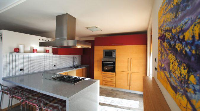 Evelin Sozzi Gestioni Immobiliari - Vendita attico Villa d'Ogna