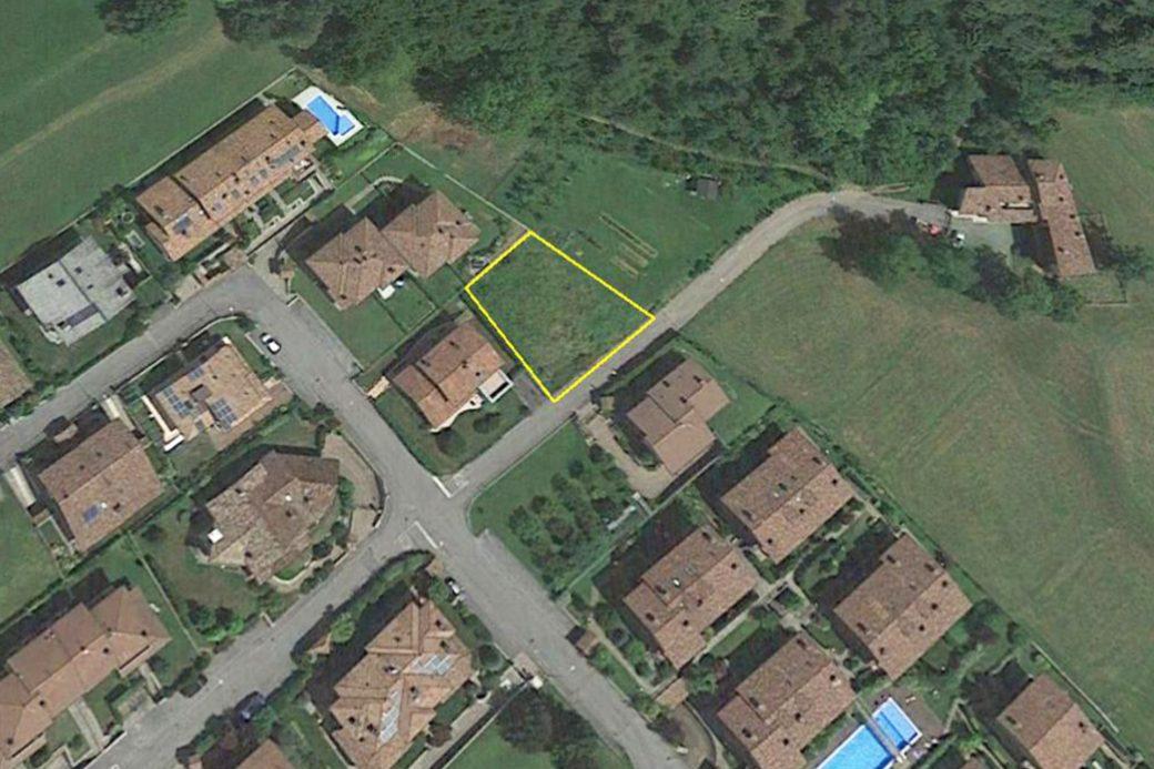 Evelin Sozzi Gestioni Immobiliari – Vendita terreno edificabile