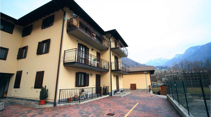 Evelin Sozzi Gestioni Immobiliari - Vendesi e affittasi Villa d'Ogna