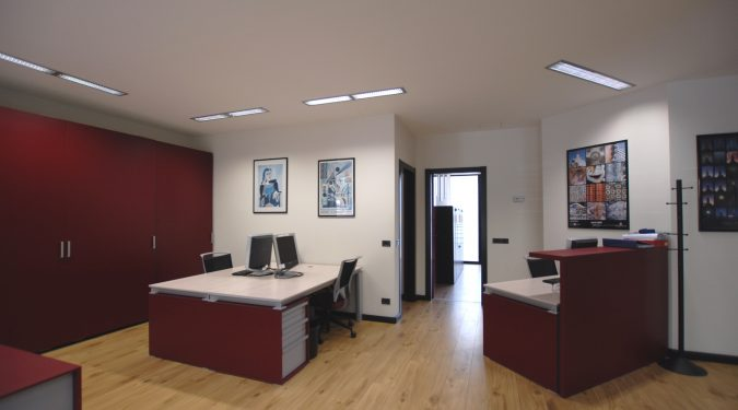 Evelin Sozzi Gestioni Immobiliari - Affittasi ufficio Clusone
