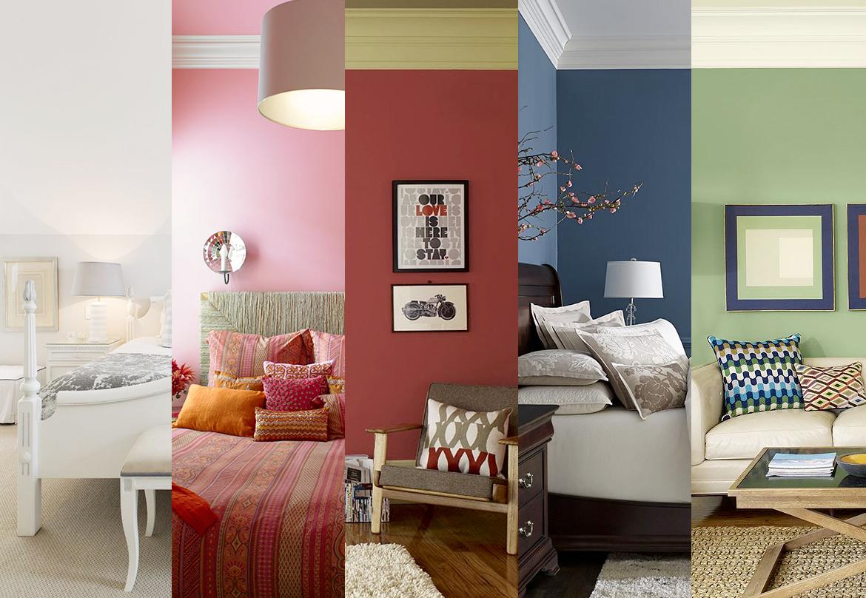 Pareti Di Casa Colori evelin sozzi gestioni immobiliari - colori delle pareti