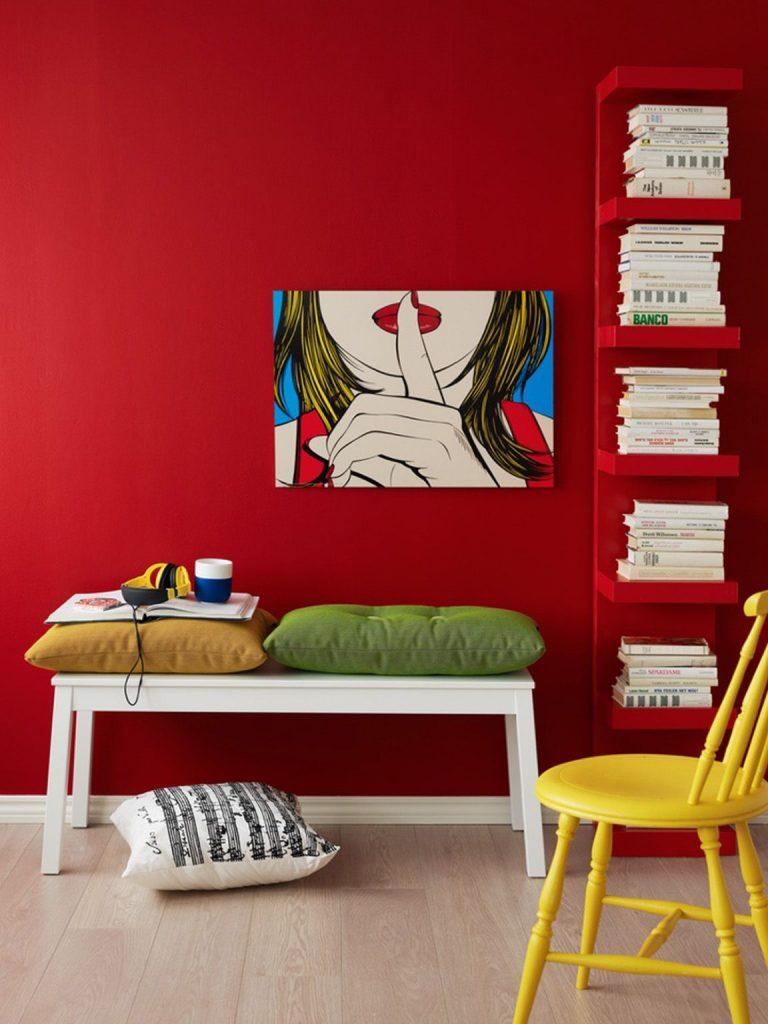 Evelin Sozzi Gestioni Immobiliari - Colori pareti 2019