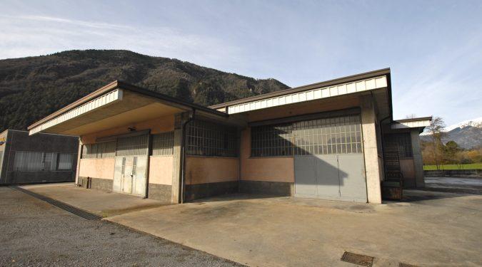 Evelin Sozzi Gestioni Immobiliari - Affitto capannone Cerete Basso