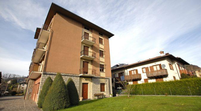 Evelin Sozzi Gestioni Immobiliari - Quadrilocale in affitto a Clusone