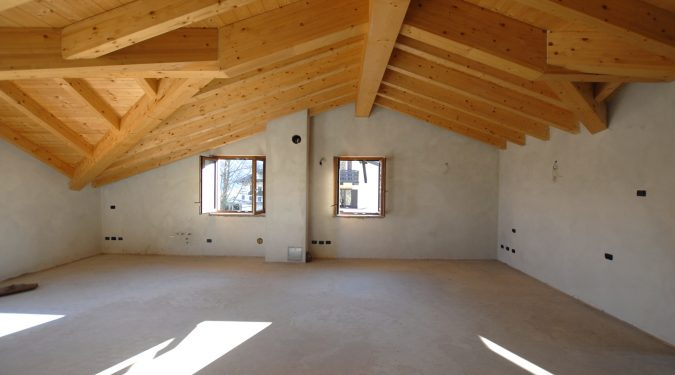 Evelin Sozzi Gestioni Immobiliari - Vendesi duplex a Premolo