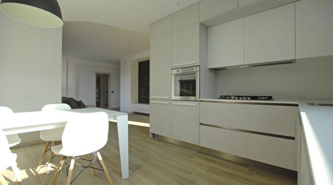 Evelin Sozzi Gestioni Immobiliari - Vendesi nuovo trilocale a Clusone