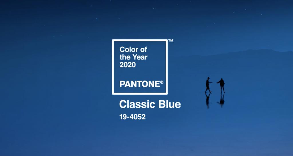 Blog immobiliare - Pantone 2020