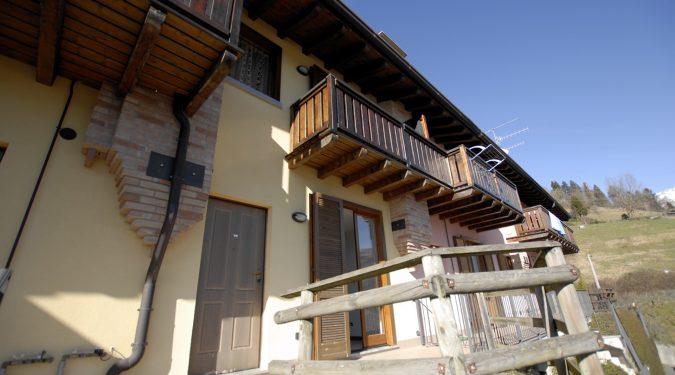 Evelin Sozzi Gestioni Immobiliari - Vendesi nuovo bilocale a Premolo