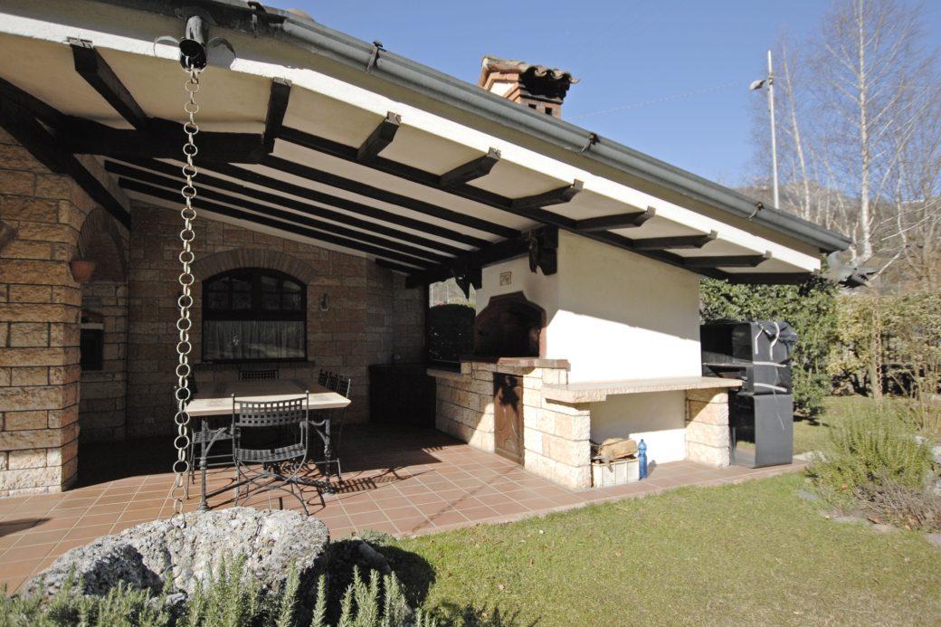 Evelin Sozzi Gestioni Immobiliari – Affittasi villetta a Ponte Nossa