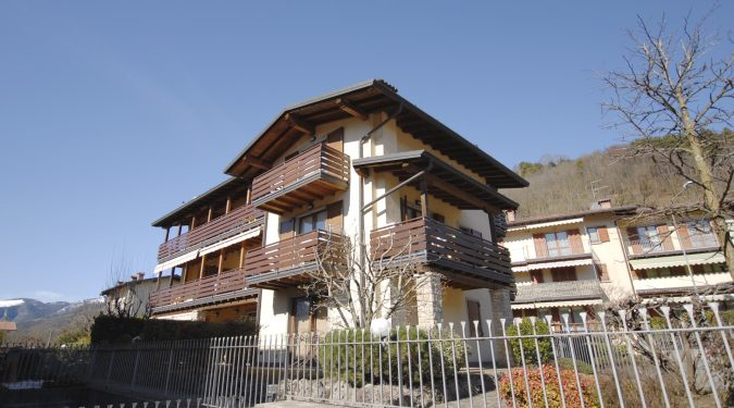 Evelin Sozzi Gestioni Immobiliari - Vendesi trilocale in Via Lorenzo Lotto