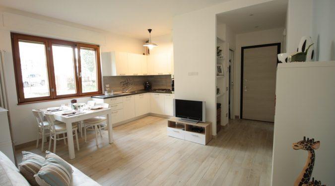 Evelin Sozzi Gestioni Immobiliari - Affittasi appartamento a Clusone
