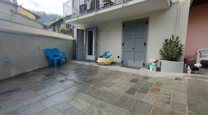Evelin Sozzi Gestioni Immobiliari - Affittasi appartamento ristrutturato in centro a Clusone