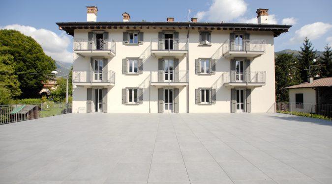 Evelin Sozzi Gestioni Immobiliari - Affittasi bilocale a Clusone