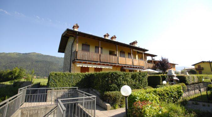 Evelin Sozzi Gestioni Immobiliari - Vendesi appartamento Rovetta
